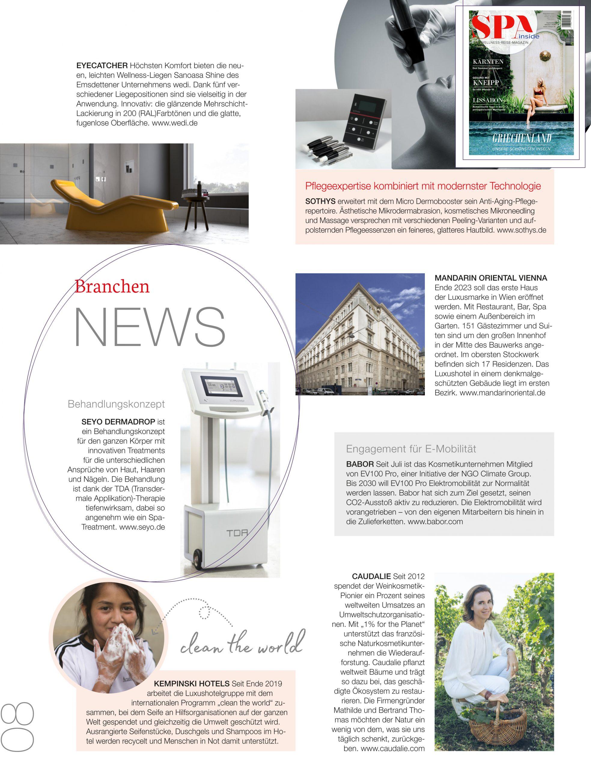 SPA Inside Publication DERMADROP